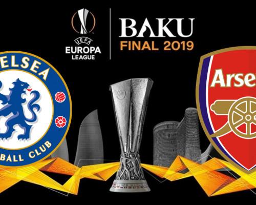 Final Europa League 2019 Chelsea-Arsenal: últimas noticias, estadísticas y pronósticos seguros