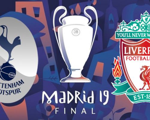 Final Champions League 2019 Tottenham-Liverpool: últimas noticias, estadísticas y pronósticos seguros